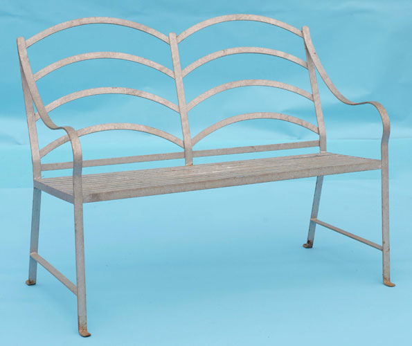 Attractive bench seat - 3 seater