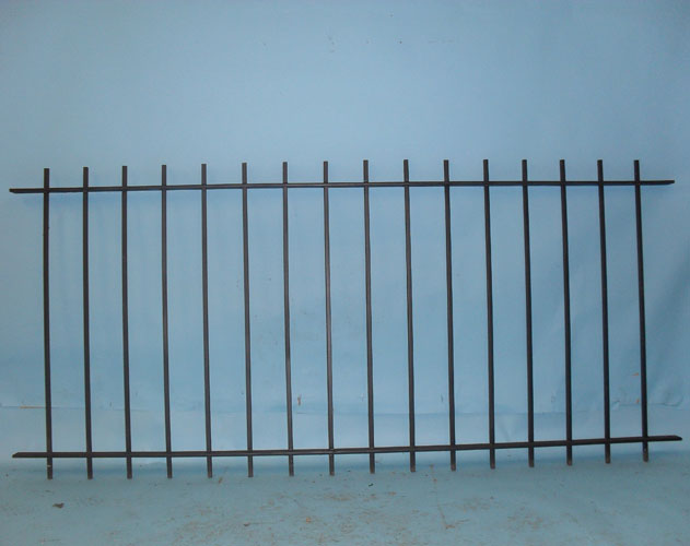 railings basic with no finials