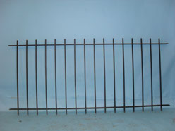 Railings - Basic with no finials